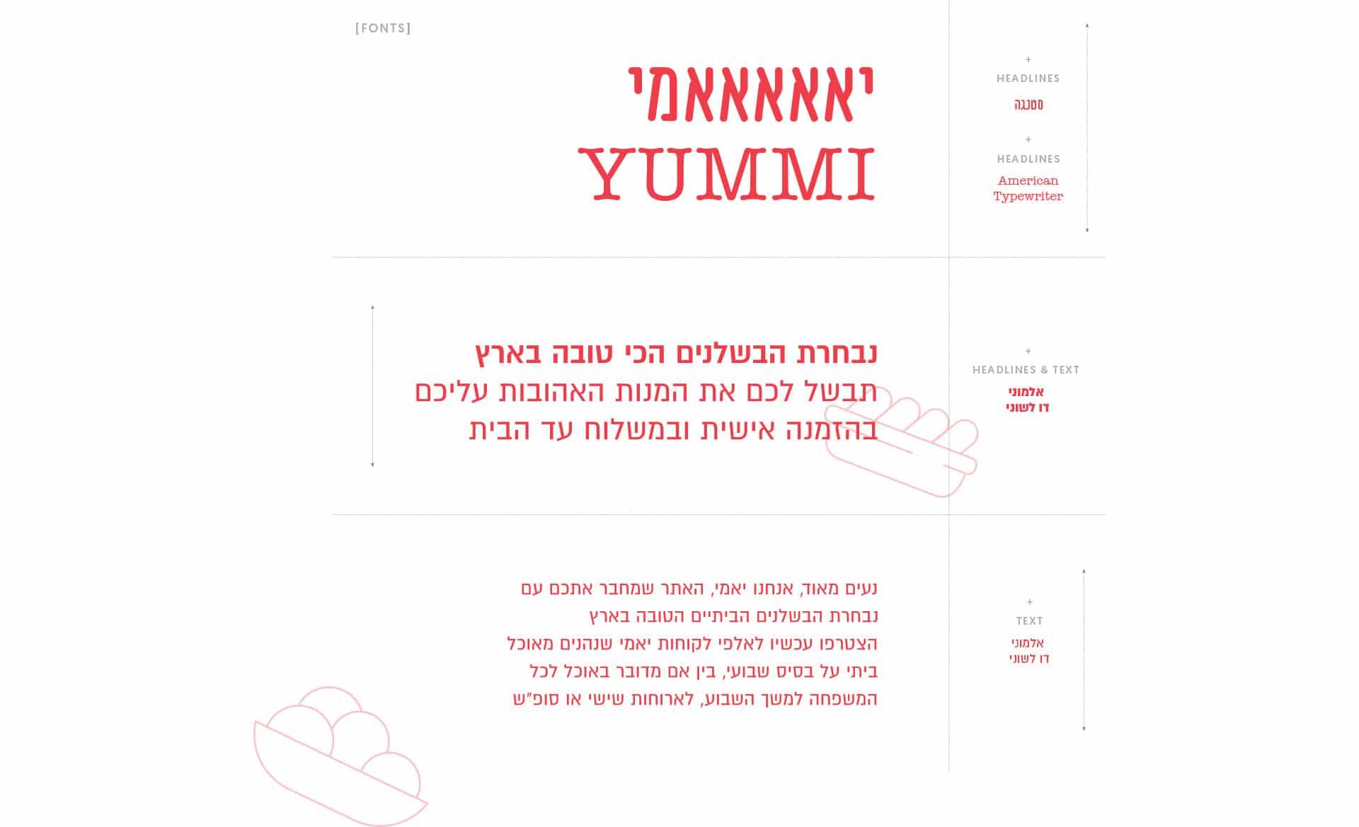 h2o pure design business design yummi typo