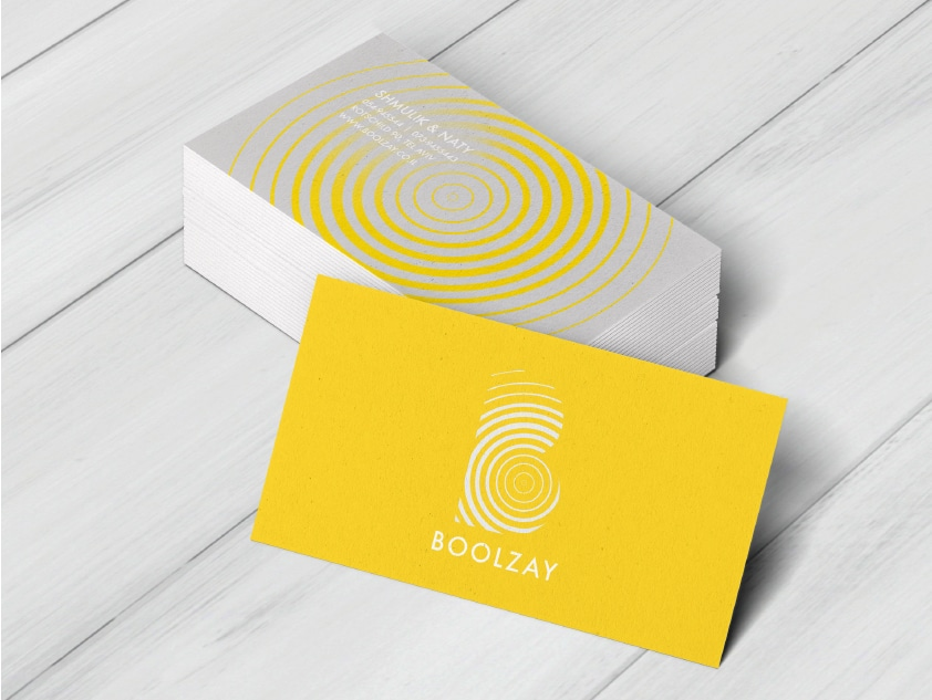 h2o pure design business design boolzay bcard